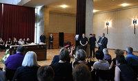 Արման Կիրակոսյանը պետական մարդ էր՝ նվիրված իր ժողովրդին, ազգին, պետականությանը. նախագահ Արմեն Սարգսյանը մասնակցել է Արման Կիրակոսյանի հրաժեշտի արարողությանը