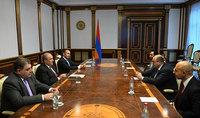 Армяно-эмиратская инвестиционная программа в сфере возобновляемой энергетики – визит Президента Армена Саркисяна в ОАЭ приносит первый практический результат