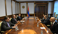 President Sarkissian's visit to UAE yields first practical results: Armenia-UAE investment program in the area of renewable energy