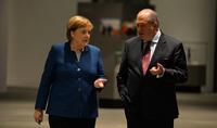 President Sarkissian congratulated Chancellor of Germany Angela Merkel on her birth anniversary