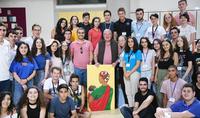 Հաջողակ և ստեղծարար լինելու համար պետք է ունենալ գիտելիք. նախագահ Արմեն Սարգսյանն այցելել է «UWC Դիլիջան» միջազգային քոլեջ