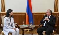 Ժամանակակից երկիրը ժամանակակից կրթությունն է. նախագահ Սարգսյանն ընդունել է «Դասավանդի՛ր, Հայաստան» կրթական հիմնադրամի ներկայացուցիչներին