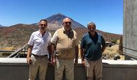 «Я бы хотел, чтобы больше армян были вовлечены в сферы науки и астрономии» - Президент Саркисян посетил известную астрономию Тейде