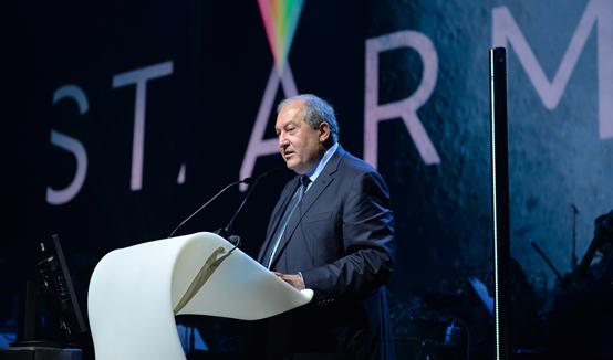 Հայաստանը պատրաստ է հյուրընկալել STARMUS 6-րդ փառատոնը. նախագահ Սարգսյանը հանդիպել է նախաձեռնության կազմակերպիչների հետ