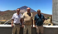 "President Sarkissian visited the renowned Teide observatory: ""I wish more Armenians were involved in science and astronomy"""