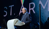 President Sarkissian met with the organizers of STARMUS: Armenia is ready to host the 6th festival of STARMUS