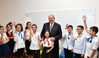 President Armen Sarkissian's congratulatory message on the occasion of Knowledge and Schooling Day