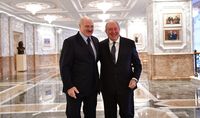 President Armen Sarkissian sent a congratulatory message to Alexander Lukashenko on the occasion of his 65th birth anniversary
