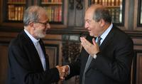 Рабочий визит Президента Армена Саркисияна во Французскую Республику