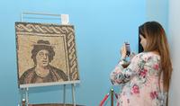 Республики Армения открылась выставка древнеримской мозаики