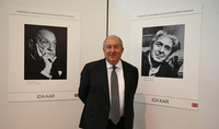 President Sarkissian opened an exhibition of renowned Armenian photographers: Armenian photography has always had great traditions
