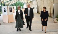 "President Sarkissian: ""Armenia has always been a crossroads of civilizations"" Sheikha Hussah Sabah al-Salem al-Sabah is visiting our country"