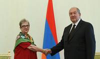 Նախագահ Սարգսյանին հավատարմագրերն է հանձնել Հայաստանում Եվրամիության պատվիրակության նորանշանակ ղեկավարը