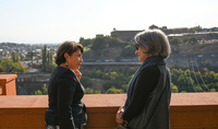 Возглавляемая Шейхой Кувейта Хусой Сабах Аль-Салем Аль-Сабах делегация ознакомилась с культурно-историческим наследием Армении