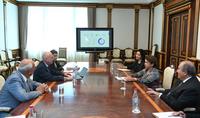 Հանրապետության նախագահի տիկին Նունե Սարգսյանը հանդիպել է ՀԲԸՄ պատվիրակության հետ