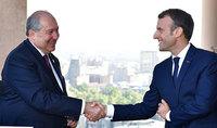 «Պատրաստակամ եմ Ձեզ հետ աշխատելու մեր երկու երկրների միջև համագործակցությունն ամրապնդելու ուղղությամբ». նախագահ Սարգսյանին շնորհավորել է Էմանուել Մակրոնը