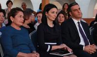 Нунэ Саркисян присутствовала на презентации совместного проекта журнала «Здоровье» и фонда «Ереван - моя любовь»
