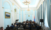 President received delegation of the Union of Armenians of Russia: The more you love your historical Fatherland, the better citizens you will be in Russia