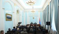 Чем больше будешь любить свою историческую родину, тем лучшим гражданином будешь в России - Президент Армен Саркисян принял делегацию Союза армян России