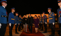 Official visit of President Armen Sarkissian to the Republic of Serbia has started