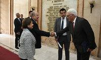Նախագահ Արմեն Սարգսյանը հյուրընկալվել է Սերբիայի գիտությունների և արվեստի ակադեմիայում