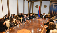 President Sarkissian met alumni of Stanford University: Armenia in the 21st century will have greater opportunities