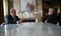Рабочий визит Президента Армена Саркисяна в Швейцарскую Конфедерацию