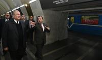 Президент Саркисян присутствовал на мероприятии, посвящённом 150-летию Комитаса