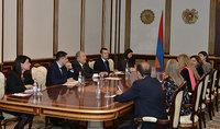 «Դասավանդի՛ր, Հայաստան»-ը արժեքավոր ծրագիր է իրականացնում. նախագահն ընդունել է «Կրթություն բոլորի համար» միջազգային ցանցի ամենամյա համաժողովի մասնակիցներին