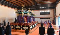 Ճապոնիայում սկսվել է Ռեյվա դարաշրջանը․ Հայաստանի Հանրապետության նախագահ Արմեն Սարգսյանը ներկա է գտնվել կայսր Նարուհիթոյի գահակալության տոնակատարությանը