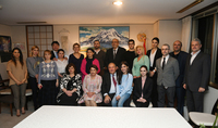 President Armen Sarkissian met with the representatives of the Armenian community of Japan