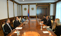 President Sarkissian received delegation of SkyPower: The company is interested in cooperation with Armenia in the area of solar energy