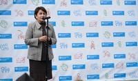 Это самая большая семья из тех, что я видела в мире – супруга Президента Нунэ Саркисян присутствовала на открытии новых центров фонда «СОС – Детские деревни»