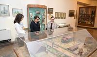 Հանրապետության նախագահի տիկին Նունե Սարգսյանն այցելել է Հովհաննես Թումանյանի տուն-թանգարան