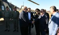 Рабочий визит Президента Армена Саркисяна в Тавушский марз