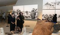 Հանրապետության նախագահի տիկին Նունե Սարգսյանն այցելել է Կատարի ազգային թանգարան