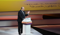 President Armen Sarkissian made a statement at the World Innovation Summit for Education: life, success, and knowledge are not possible without morality and culture