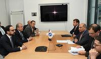 Նախագահ Արմեն Սարգսյանը վերահաստատել է 2021 թ. ՎԶԵԲ տարեկան ժողովը հյուրընկալելու Հայաստանի առաջարկությունը
