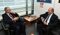 Պետք է լինի հասարակական անհանդուրժողականություն կոռուպցիայի դեմ․ նախագահ Սարգսյանը հանդիպել է ԵՀ Հարևանության և ընդլայնման բանակցությունների հարցերով գլխավոր տնօրեն Քրիստիան Դանիելսոնի հետ