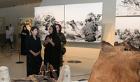 Spouse of the President of Armenia Mrs. Nouneh Sarkissian visited the National Museum of Qatar