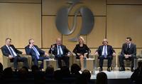Президент Республики в Лондоне принял участие в  Инвестиционном саммите Восточного партнёрства Европейского банка реконструкции и развития (ЕБРР).