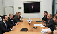 President Armen Sarkissian reiterated his proposal to host the 2021 annual meeting of the EBRD in Armenia