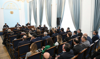 Members of the delegation of the High Council for the Judiciary of Italy held consultations with the representatives of Armenia's judicial system