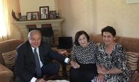 President Sarkissian will participate at the funeral of Gohar Vradanian: the greatest respect towards her accomplishments and warmest memories