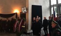 Նախագահ Արմեն Սարգսյանը մասնակցել է լեգենդար հետախույզ Գոհար Վարդանյանի վերջին հրաժեշտի արարողությանը