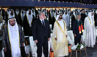 Նախագահ Սարգսյանը ներկա է գտնվել ԱՄԷ Ազգային տոնին նվիրված պաշտոնական արարողությանը