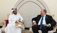 Կատարի ներդրումային հիմնադրամը հետաքրքրված է Հայաստանի հետ հարաբերությունների զարգացմամբ