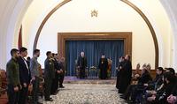 Каждому из вас ещё многое предстоит сделать для Родины. Президент Саркисян и Католикос всех армян встретились с военными инвалидами.