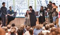 Дети - мои маленькие музы. Вышла в свет новая детская книга супруги Президента РА Нунэ Саркисян