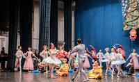 Госпожа Нунэ Саркисян присутствовала на предновогоднем концерте в Государственном хореографическом колледже